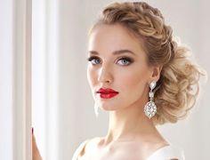 Fabulous Wedding Hairstyles from Elstile Part II