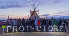#Protectors Of Dakota Access Pipeline #Win #DAPL Denied Permit! - https://wp.me/p6uZrJ-9BV