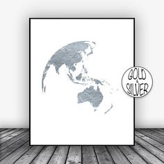 Philippines print philippines art print watercolor map australia print australia map globe art globe print globe decor world gumiabroncs Images