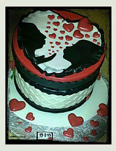 Torta Fidanzamento Cake Design