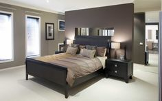 Layout of bedroom