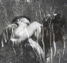 Max Dupain-Arabella in the Woods,1936 Z