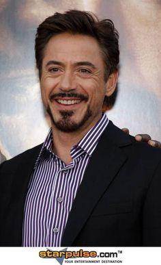 Robert Downy Jr.  Iron Man and Sherlock Holmes