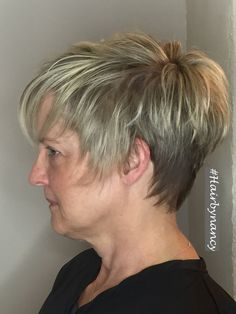 Image result for pixie cuts with highlights