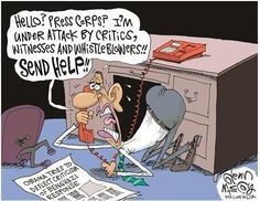Twitter / LetsPolitick: This cartoon sums up Obama's ...