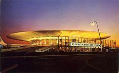 Pan Am Worldport Terminal at New York's JFK International Airport - Important Buildings We Lost in 2013 - Jenny Xie - The Atlantic Cities