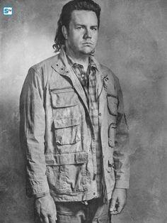 Josh McDermitt as Dr. Eugene Porter The Walking Dead Saison, The Walking Death, Walking Dead Season 6, Walking Dead Tv Series, The Walking Dead Brasil, The Walking Dead Poster, Andrew Lincoln, Rick Grimes, Eugene Twd