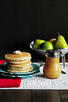 : Eggnog Syrup for Pancakes or Waffles}