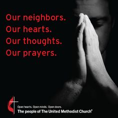 Join the people of The United Methodist Church in prayer.