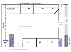 cattery design plans