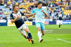 Sebastian Larsson of Sweden during the international friendly match between Sweden and Slovenia May 30, 2016 in Malmo, Sweden. #Seb
