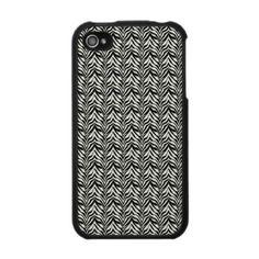 Zebra print i phone case