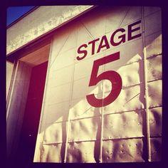 Warner brothers studios #onset #filming #wb