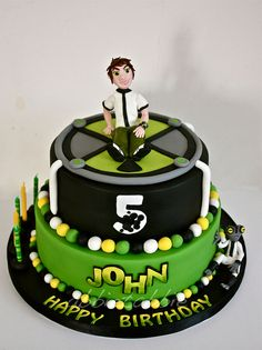 Ben 10 Flickr Photo Sharing cakepins.com