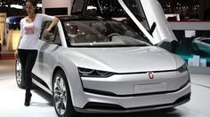 Giugiaro Clipper MPV concept: Geneva 2014 Photo Gallery - Autoblog