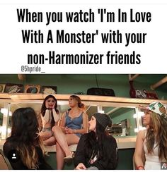I love Fifth harmony so much Fifth harmony funny quote.