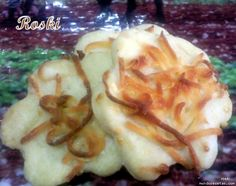 Galletas de queso y caramelo