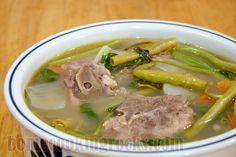 Sinigang (Pork, Chicken, Salmon)