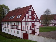 Aalborg Slot, tidligere kongeligt slot. Denmark
