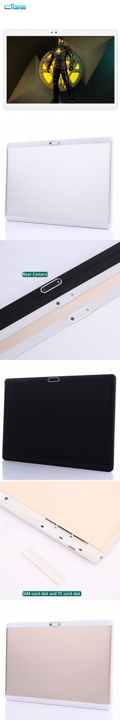 DHL Free Shipping 10.1 inch Tablet PC Ocat Core 2GB RAM 32GB ROM Android 7.0 GPS 8.0MP 1920*1200 IPS 3G 4G LTE Tablet PC 10 9 8
