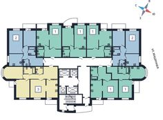 Apartment floor plan high rise 31 new Ideas Residential Building Plan, Building Exterior, Exposed Brick Apartment, Apartment Entrance, Classic House Design, Modern Apartment Design, High Rise Apartments, Apartment Floor Plans, Entrance Design
