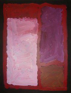 KUDDITJI KNGWARREYE, Highly Collectable Aboriginal Art,Incl PROGRESS PICS.COA..