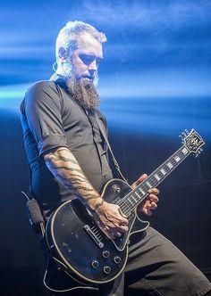 Bjorn Gelotte of In Flames | Flickr - Photo Sharing!
