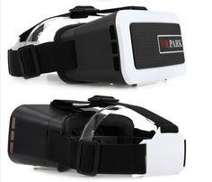 Gafas 3D Virtuales VR PARK Virtual Reality Glasses Realidad Virtual -   Accesorios y Teléfonos Móviles    Gafas 3D Virtuales VR PARK Virtual Reality Glasses Realidad Virtual      Gafas 3D Virtuales VR PARK Virtual Reality Glasses Realidad Virtual Especificaciones:  Realidad virtual con un angulo de 360 grados para visualizaciones y juegos Lente óptica de alta de... - http://buscacomercio.es/producto/gafas-3d-virtuales-vr-park-virtual-reality-glasses-realidad-virtual/