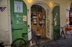Vintage shopping at Bric a Brac in Prague