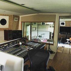 Rick Rubin's private studio