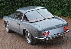 OSCA 1600 GT by Fissore (1963)