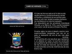 Escudo Cabo de Hornos Chile. XII Región de Magallanes y Antártica Chilena