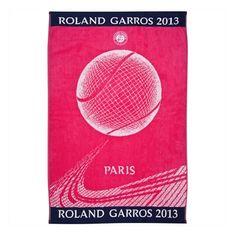 1000 images about tennis tennis tennis on pinterest roland garros tenni - Serviette roland garros ...