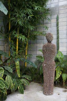 Welcome - Moetkunsten Tomie Ohtake, Way To Heaven, Action Painting, Tropical Design, Garden Art, Garden Ideas, All Pictures, Interior Architecture, Gardens