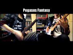 Pegasus Fantasy ペガサス幻想 - Seint Seiya 聖闘士聖矢 - opening theme cover