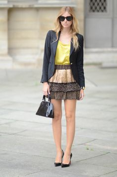 this Alice+Olivia skirt is fabulous.