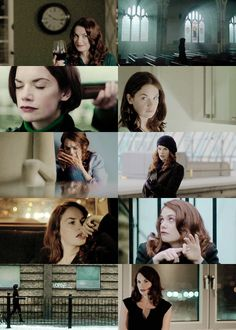 Alice Morgan - Luther