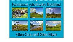Faszination schottisches Hochland - Glen Coe und Glen Etive (Wandkalender 2021 DIN A2 quer) Glen Etive, Glen Coe, Highlands, Frame, Scottish Highlands, Wall Calendars, Stationery Set, Deutsch, Nature