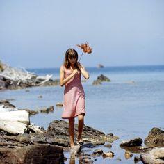 Anna Karina in Pierrot Le Fou (Jean-Luc Godard, 1965)