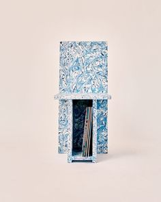 Mitchell, who is based on the Indonesian island of Bali, partnered with Gou to bring awareness to this mounting issue via the medium of design. Vinyl Storage, Seat Storage, Welding Rods, Melted Plastic, Space Available, Spiral Pattern, And Peggy, Plastic Pollution, Plastic Waste