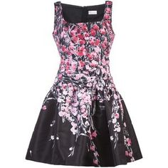 Red Valentino Dresses Red Valentino Sleeveless Floral Dress - LoLoBu