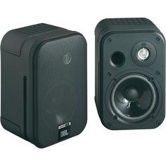 JBL Control Zwart Monitorboxen