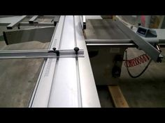 Casolin Astra 400SE Panel Saw - YouTube Panel Saw, Table, Youtube, Tables, Desk, Youtubers, Tabletop, Youtube Movies, Desks