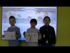 Poema de Gloria Fuertes recitado por Lucas, Miguel y Andrei, alumnos del CEIP San Gil (Cuéllar. Segovia)