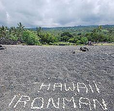 Hawaii-ironman . On my bucket list