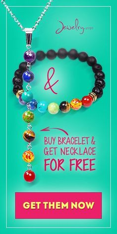 Buy Bracelet and Get Necklace for Free