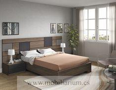 Dormitorios Modernos Lanmobel - Composición 10 Cabecero Tango - Catálogo Muse - Mobiliarium