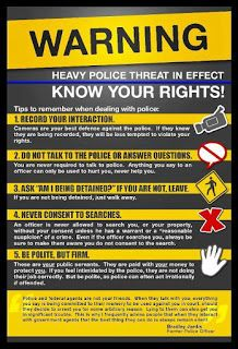 HOMESTEAD PREPPING SURVIVALING: POLICE AND YOUR RIGHTS