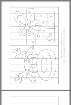 Winter Crafts For Kids, Winter Fun, Summer Crafts, Diy For Kids, Fun Crafts, Paper Crafts, Christmas Cards Drawing, Kids Christmas, Cube Template