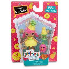 Mini Lalaloopsy Doll- Pina Tropi-Callie : Target
